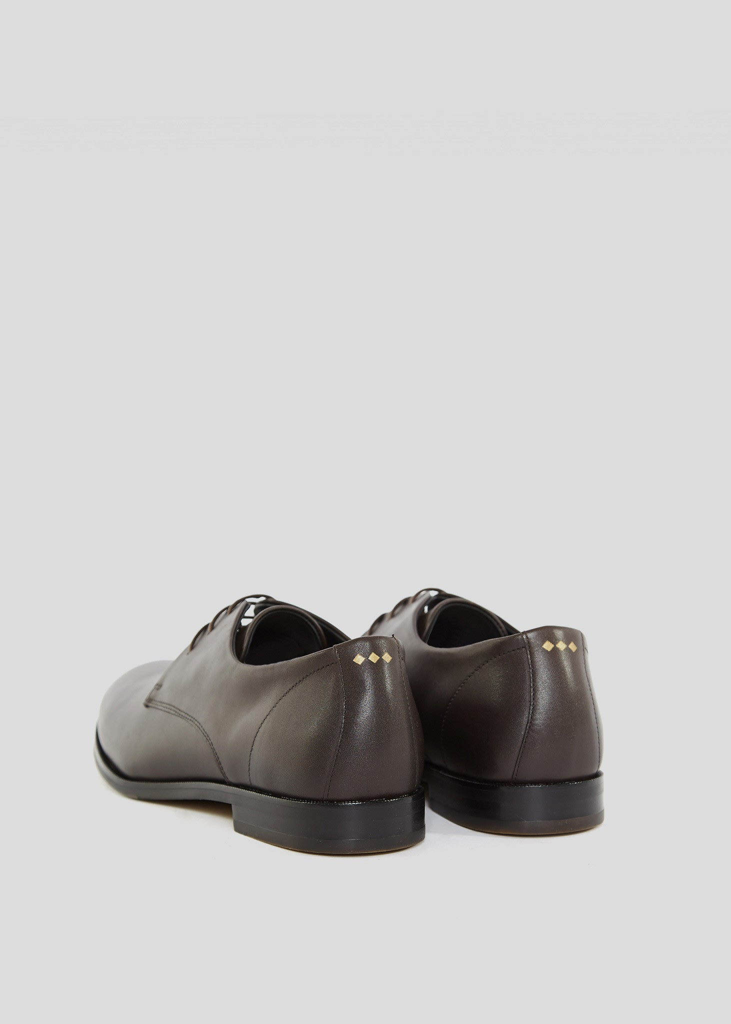 Cast Derby Shoe Classic Brown