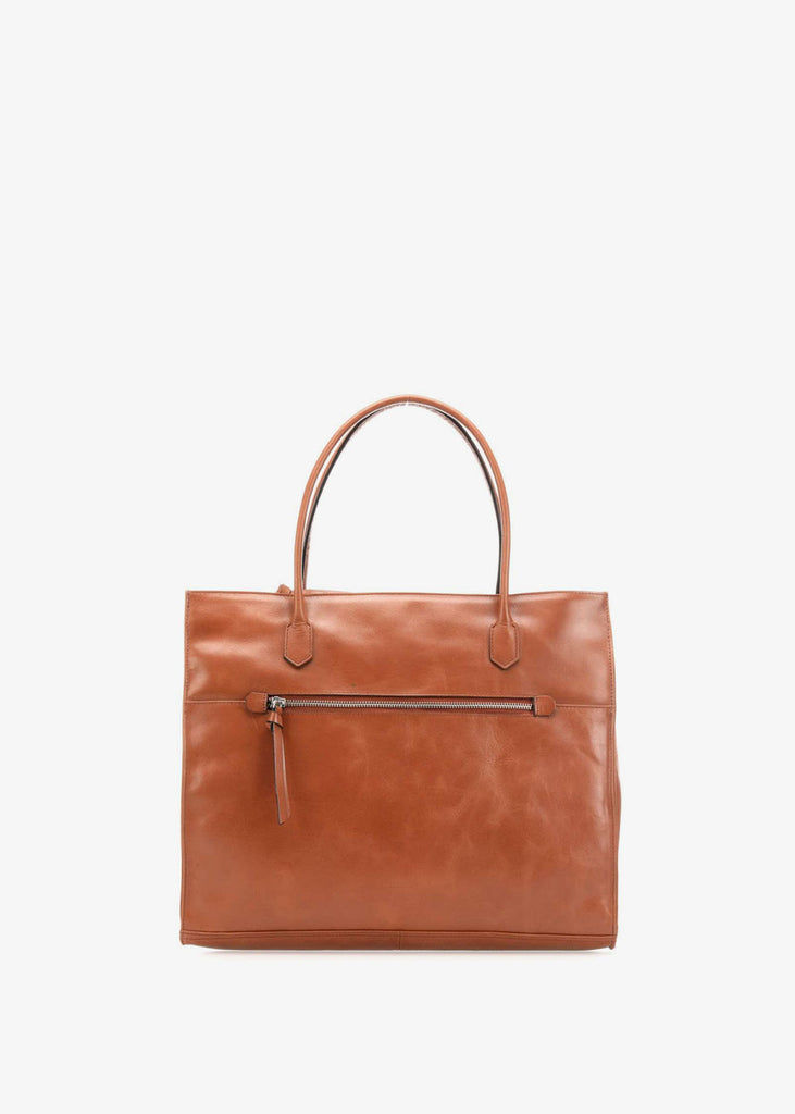 Metropolis Shopper Bag Cognac