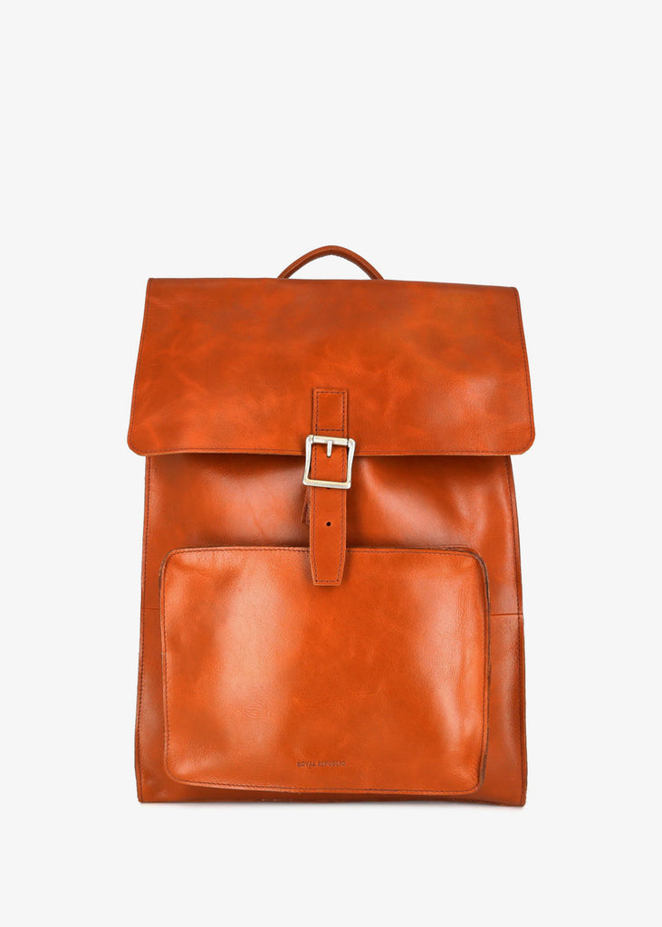 Riot Backpack Cognac