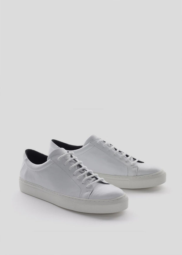 Spartacus Shoes White