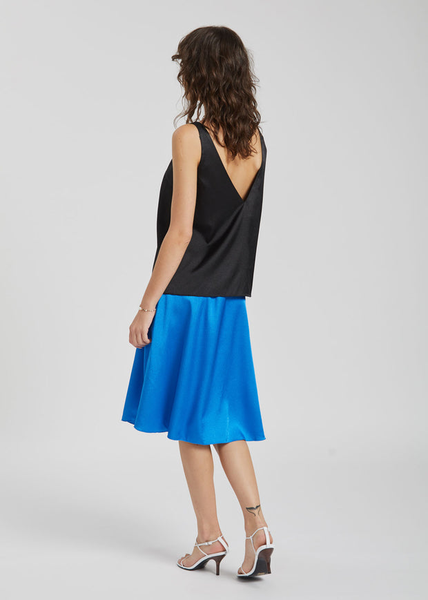 Eva Skirt Super Blue