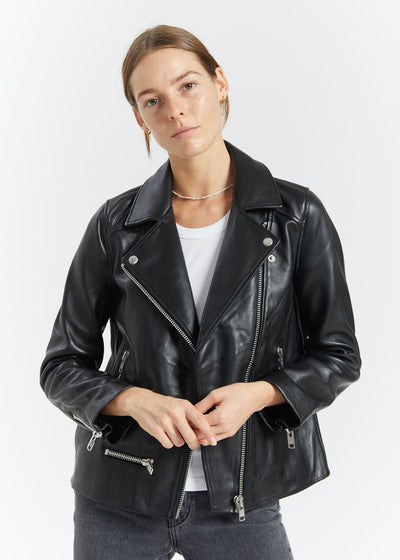 Welter Jacket Black