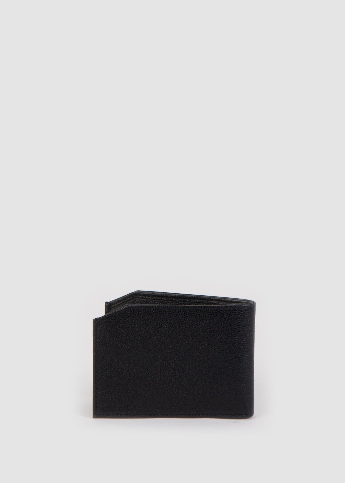 Slim Fuze Wallet Black
