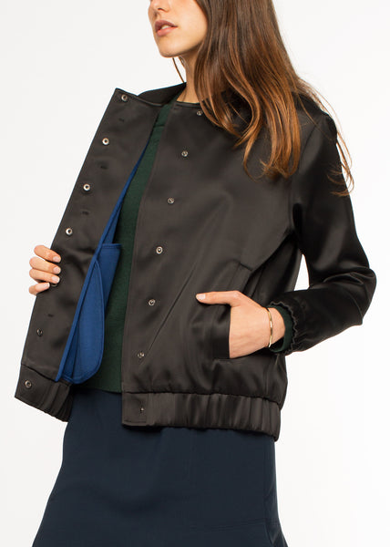 Sonya Jacket Black