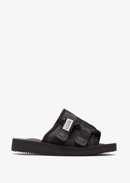 Kaw-Cab Sandals Black