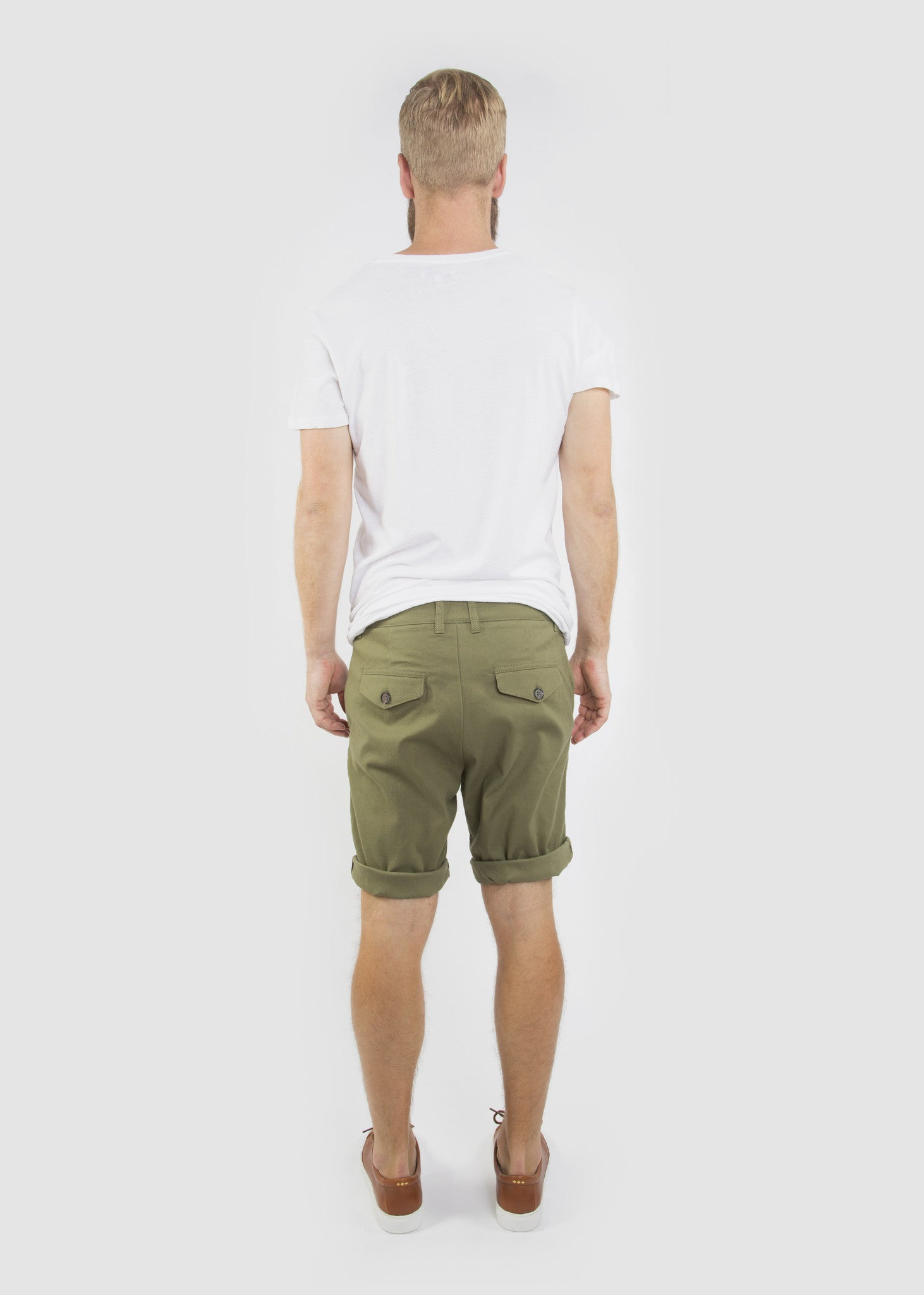 TWR Shorts Light Army Green