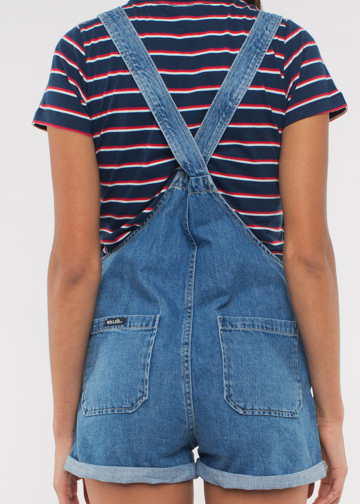 Tomboy Overalls Jimmy Blue