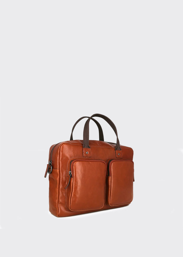 Track Day Bag Cognac