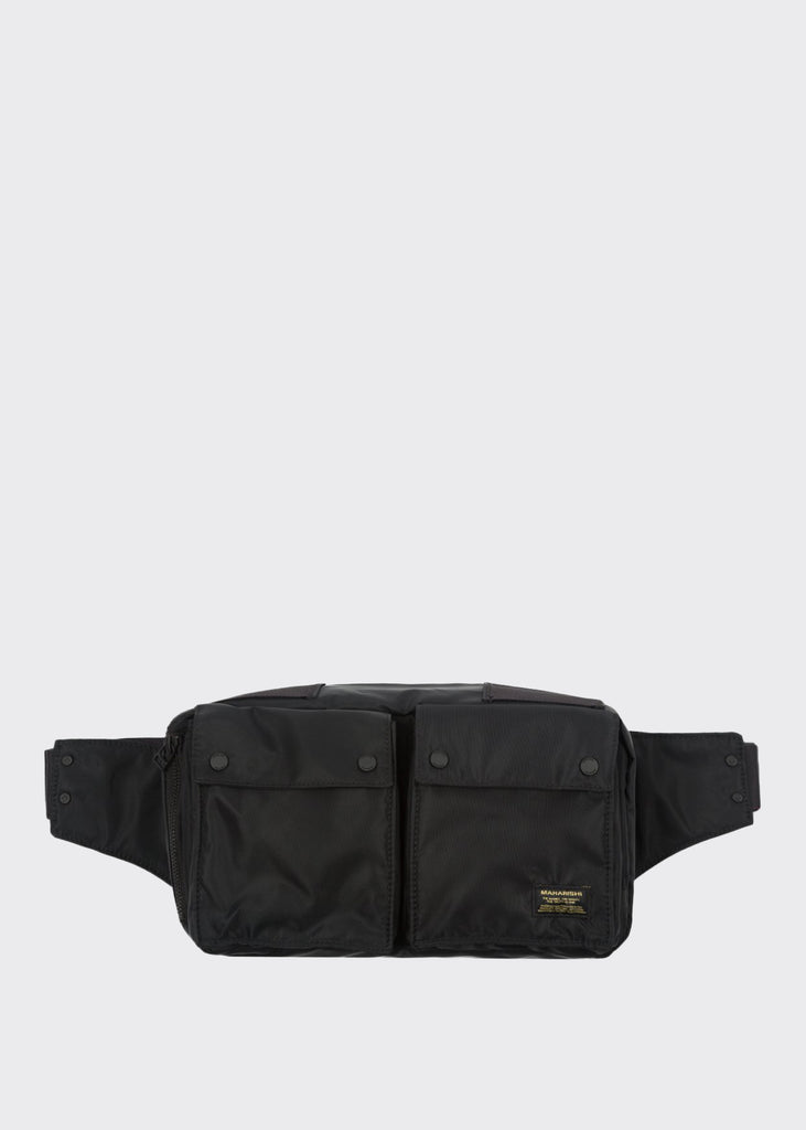 Travel Waist Bag Black
