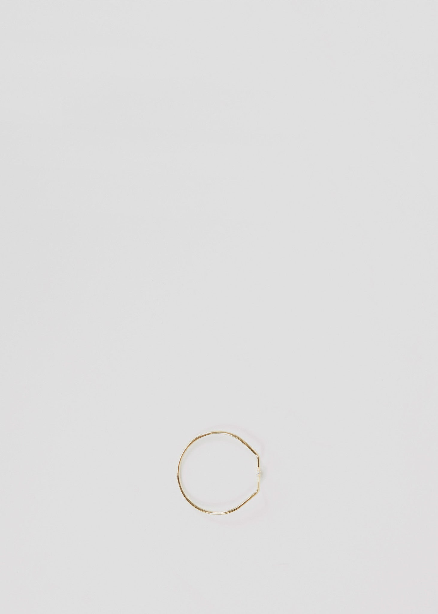 Arrow Ring 2 Gold Trois Petits Points Womens Jewellery Ring- someplace