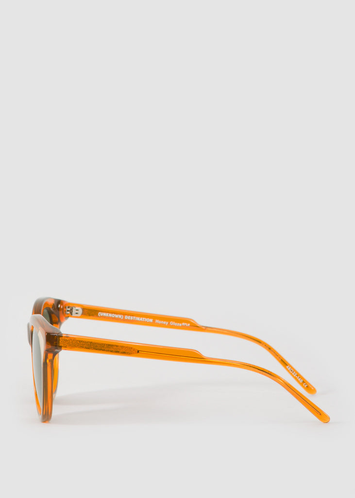 Unknown Destination Sunglasses Honey