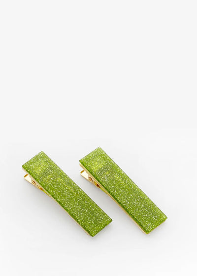 Clementine Clips Green