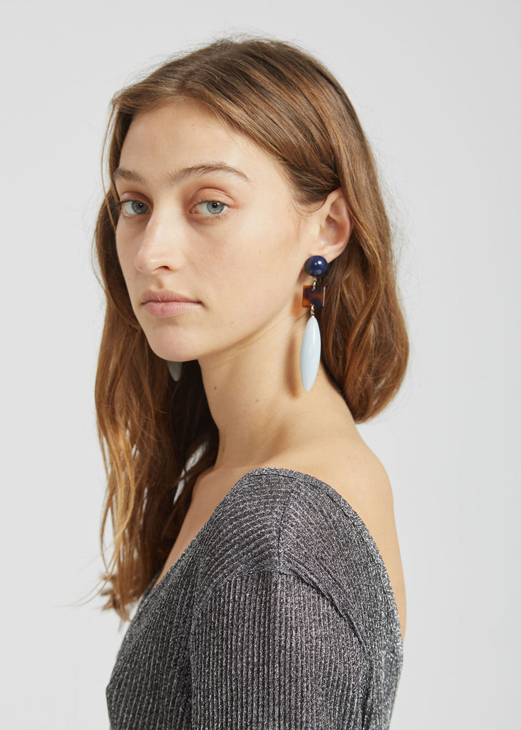 Olivia Earrings Multi