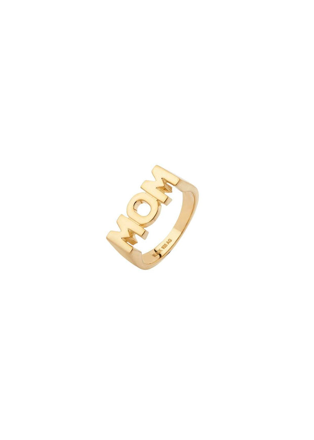 Mom Ring Gold