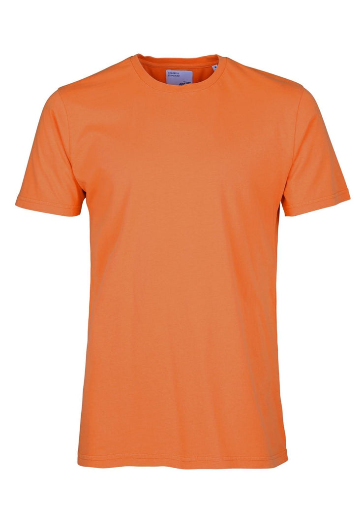 Classic Organic Tee Burned Orange