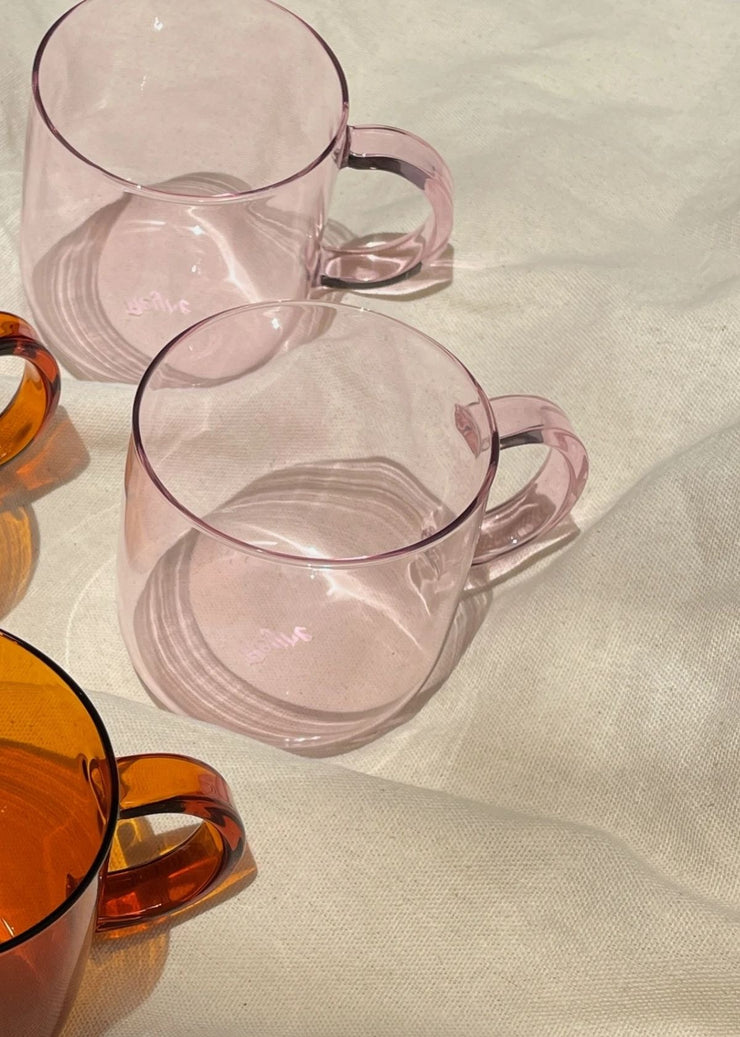 Coro Cup Set Pink
