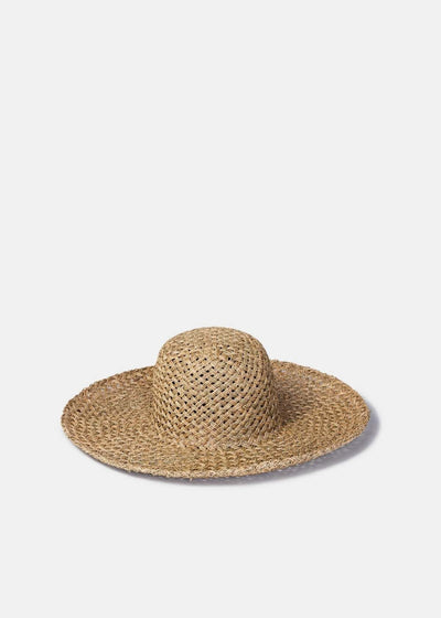 Summer Seagrass Hat