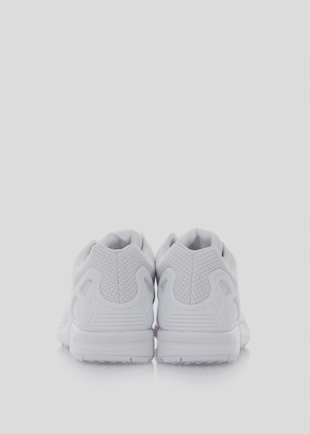 ZX Flux Shoes White/White