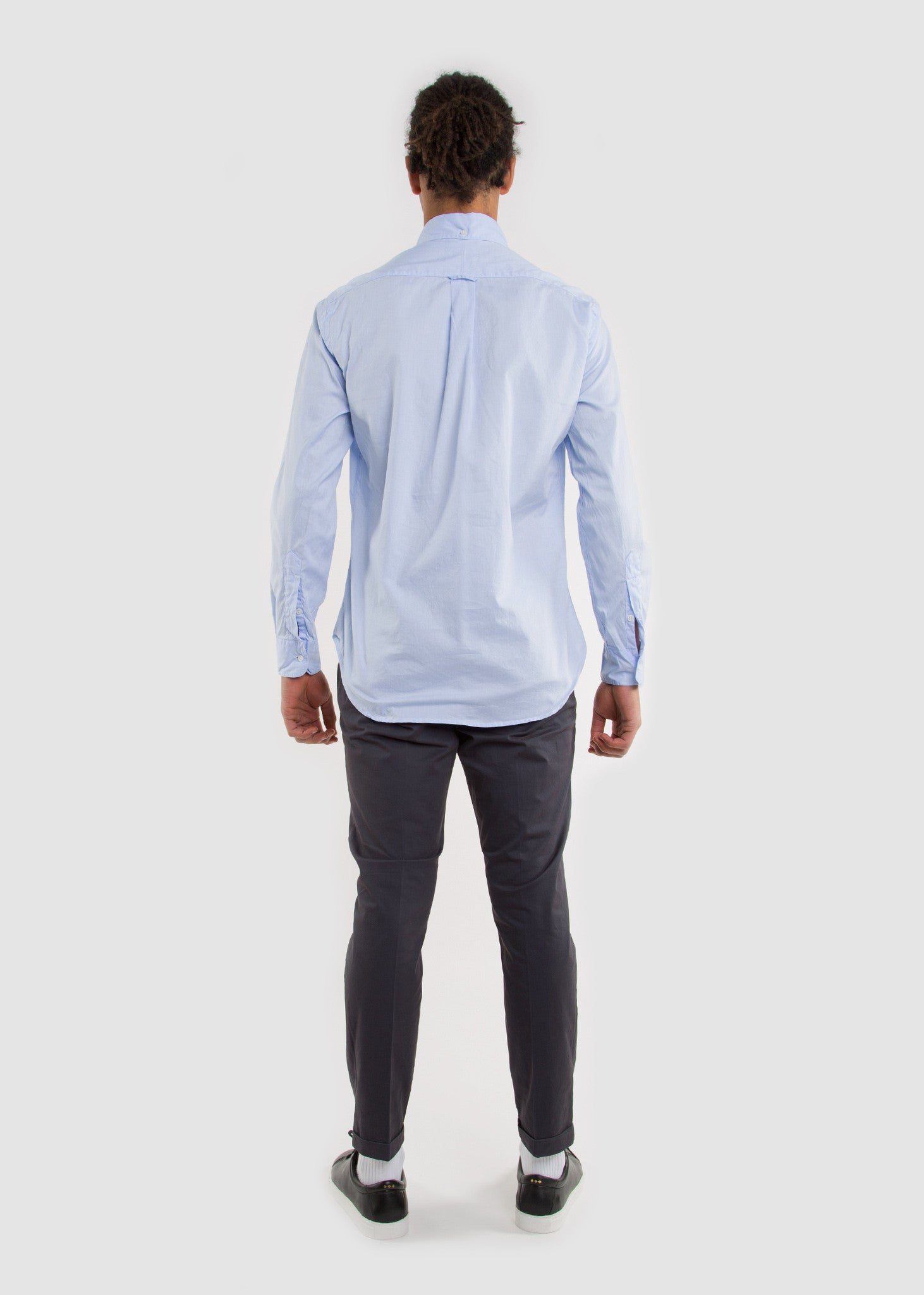Zephyr Shirt Light Blue