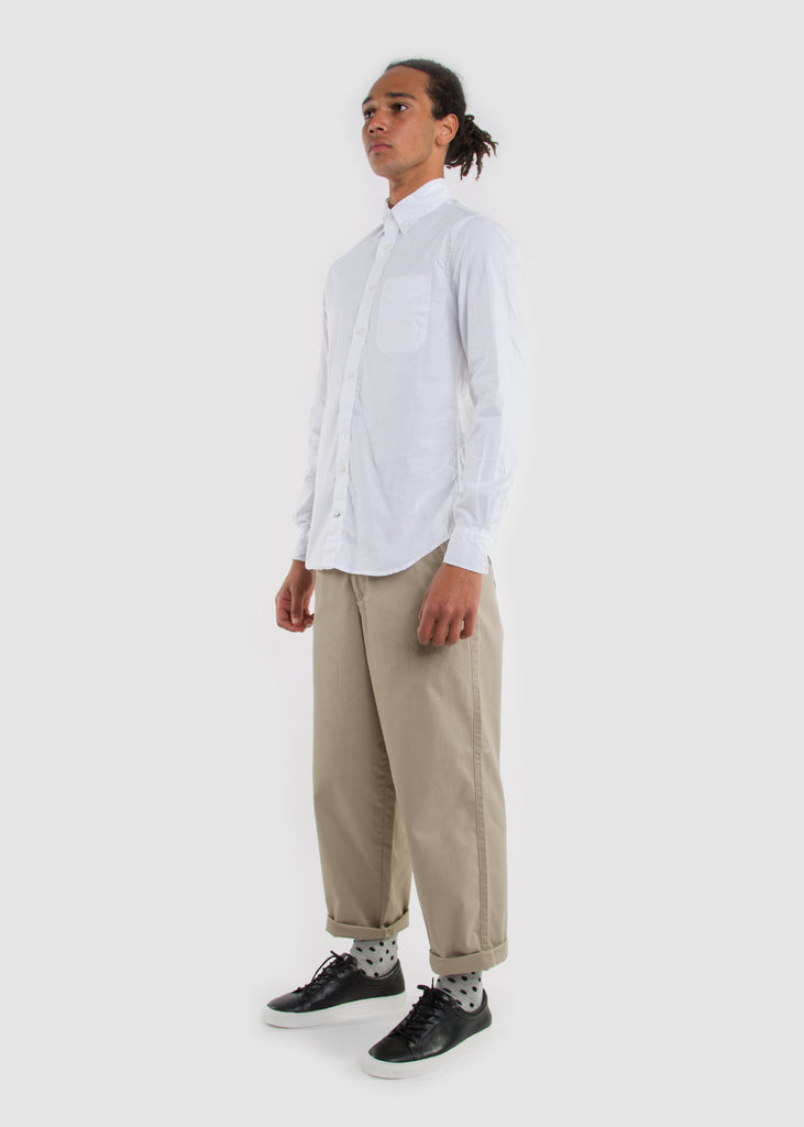 Zephyr Shirt Oxford White