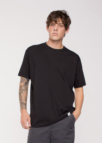 X BY O Short Sleeve Tee Black
