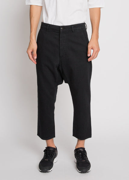 ALO X 162 Jeans Chip Black