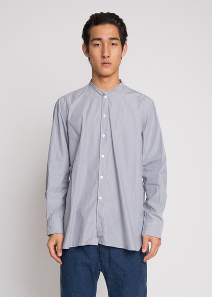 Tripoli Shirt Blue Stripe