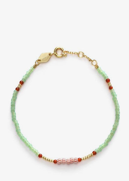 Peppy Bracelet Green Lily