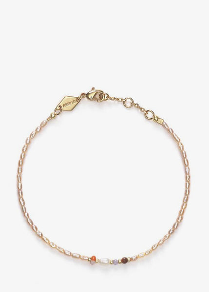 Rice & Shine Bracelet Peach Melba