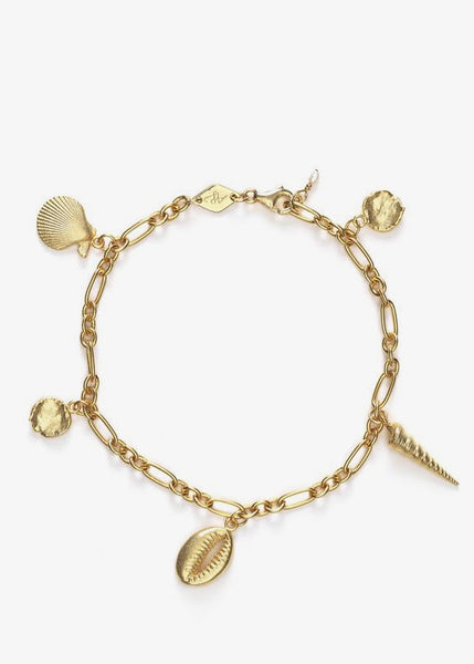 Summer Treasure Bracelet Gold