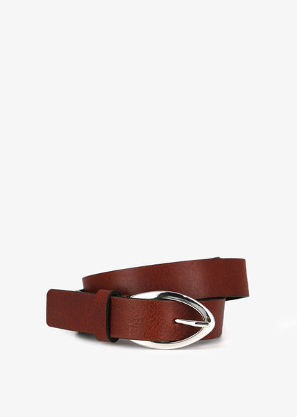 Arrow Belt Cognac