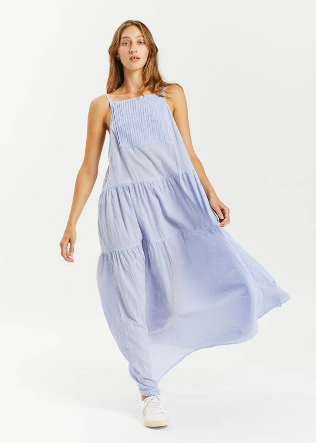 Austen Dress Light Blue