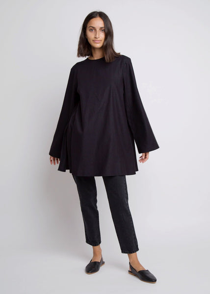 Rojas Blouse Black