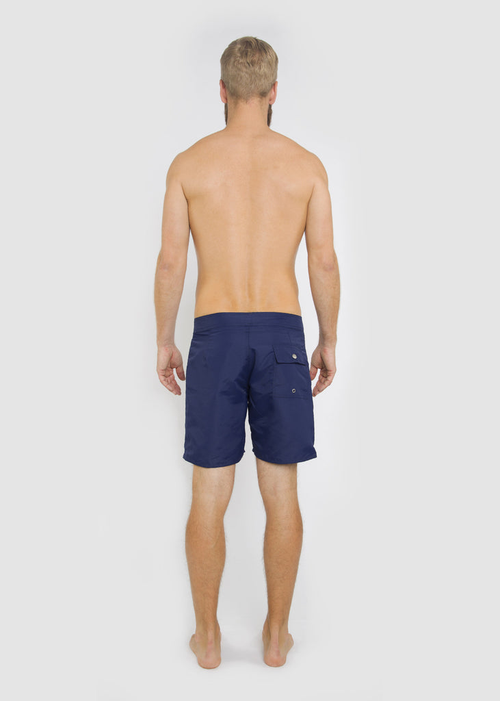 Surf Trunk Midnight Blue