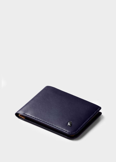 Hide & Seek LO Wallet Navy RFID