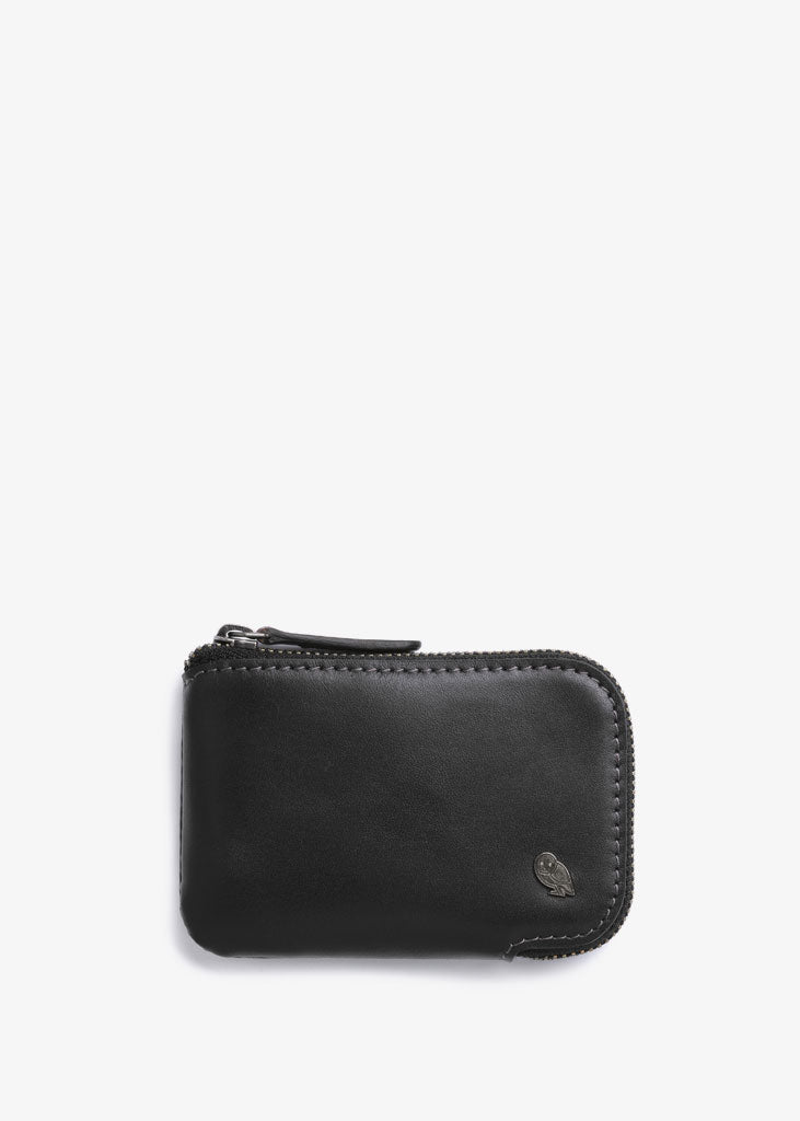 Card Pocket Wallet Black