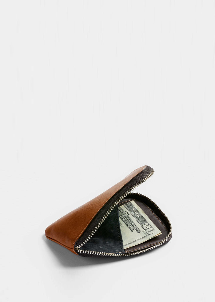 Card Pocket Wallet Caramel