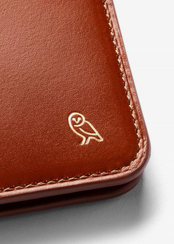 Hide & Seek HI Wallet Designers Edition Burnt Sienna