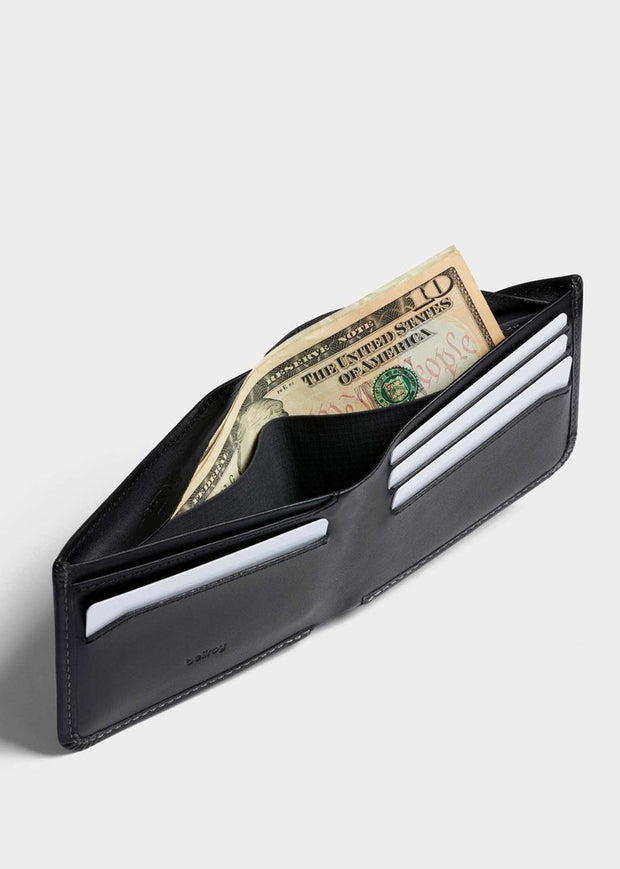 Hide & Seek LO Wallet Black RFID