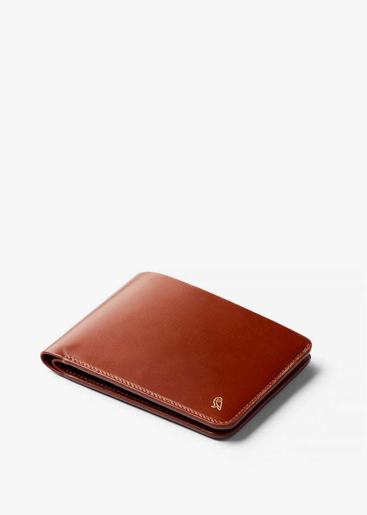 Hide & Seek LO Wallet Designers Edition Burnt Sienna