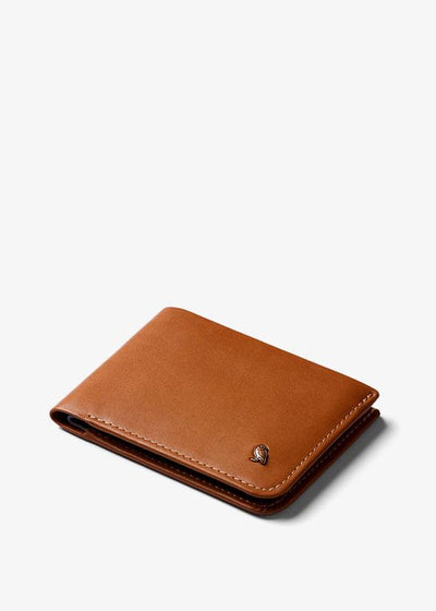 Hide & Seek LO Wallet Caramel RFID