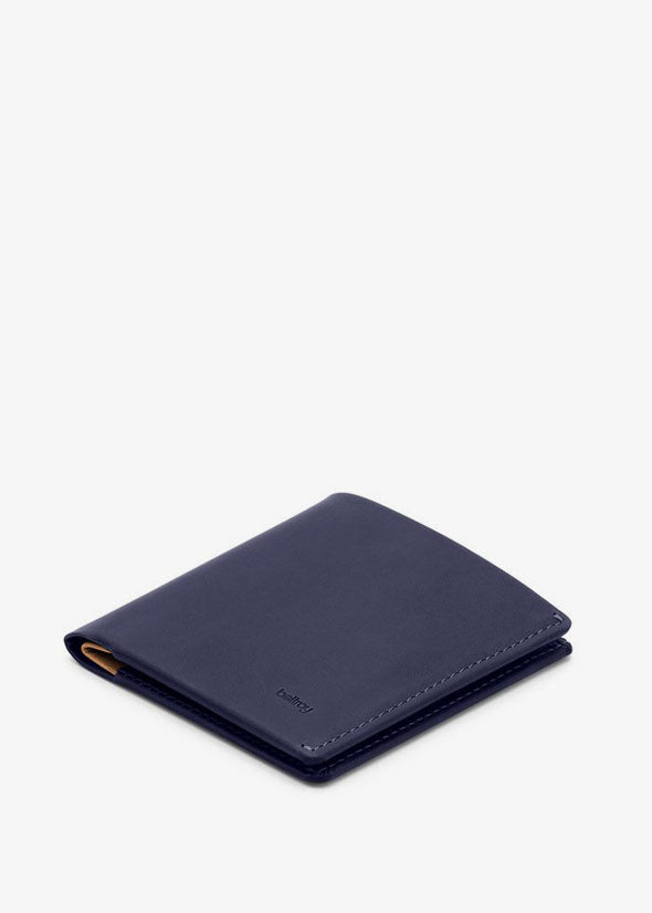 Note Sleeve Wallet Navy RFID