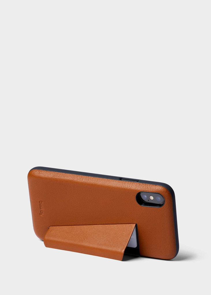 Phone Case iPhone X 3 Card Caramel