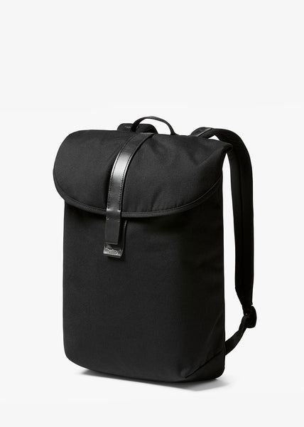 Slim Backpack Black