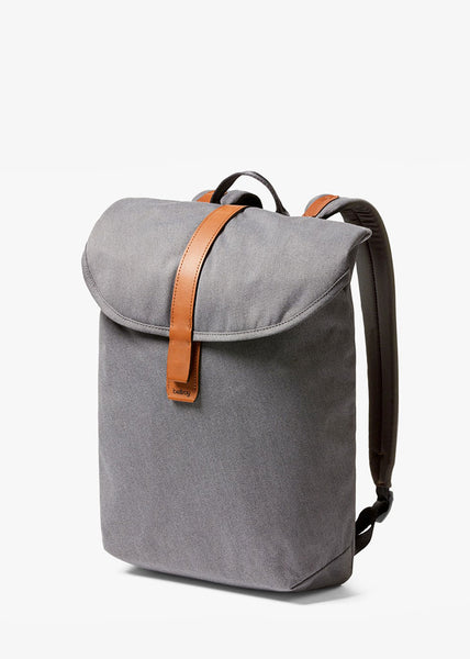 Slim Backpack Mid Grey