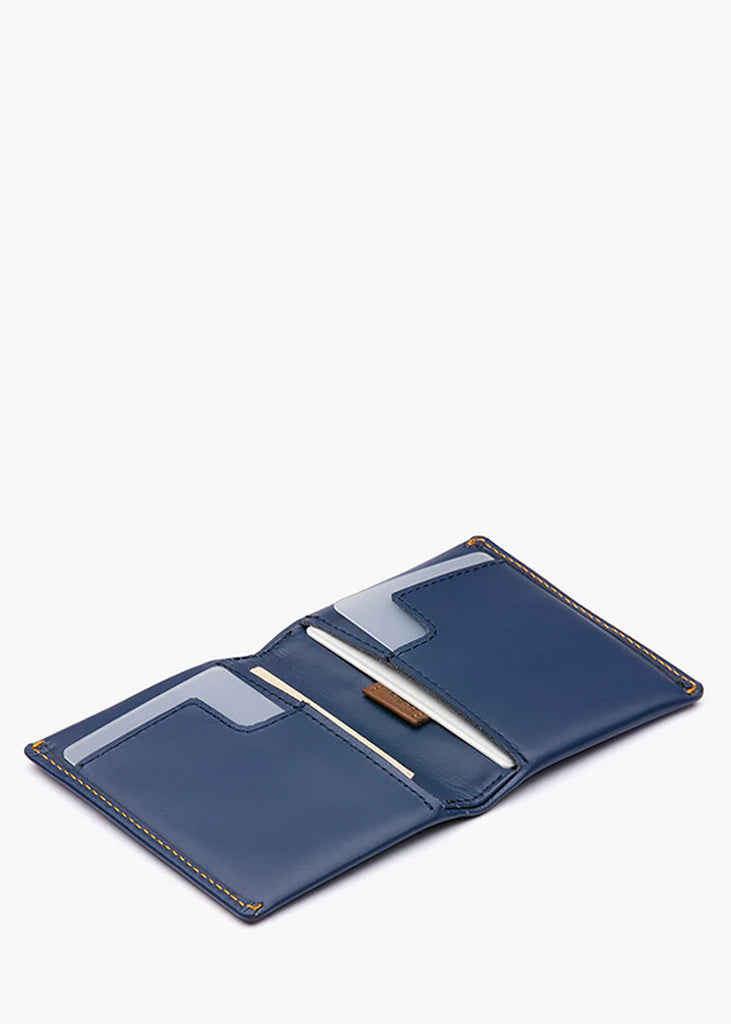 Slim Sleeve Wallet Blue Steel