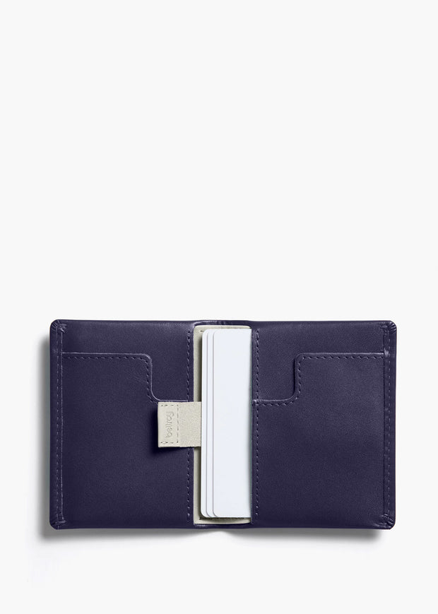 Slim Sleeve Wallet Navy