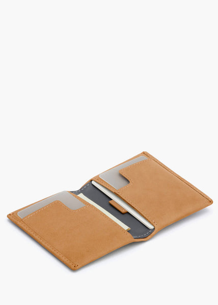 Slim Sleeve Wallet Tan