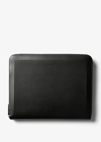 Tech Folio Black