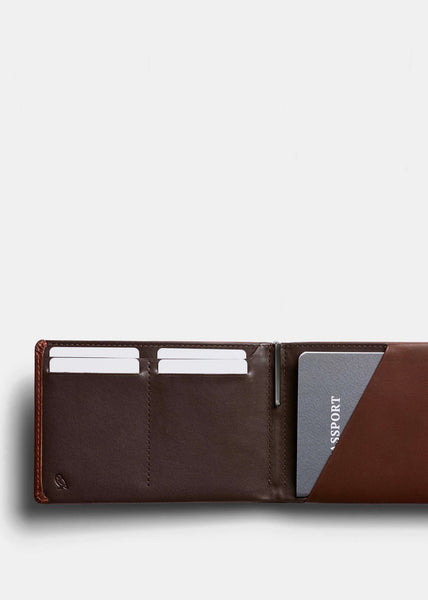Travel Wallet Cocoa RFID